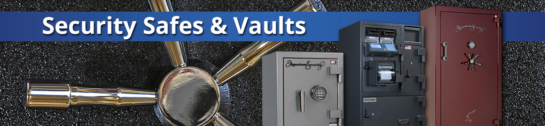 Security Safes and Vaults